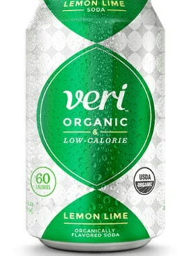 Veri Organic Lemon-Lime Soda