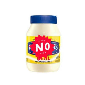 Boring and Unhealthy Mayo...Make the Switch!