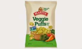 Bearitos Veggie Puffs