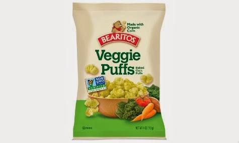 Bearitos Veggie Puffs