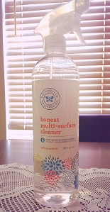 The Honest Company Multi-Surface Cleaner