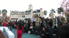 Media in attendance