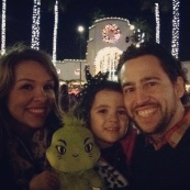 We found Baby Grinch!